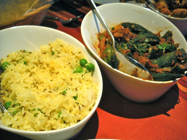 http://fatgayvegan.com/wp-content/uploads/2012/06/rice-and-bhindi.jpg