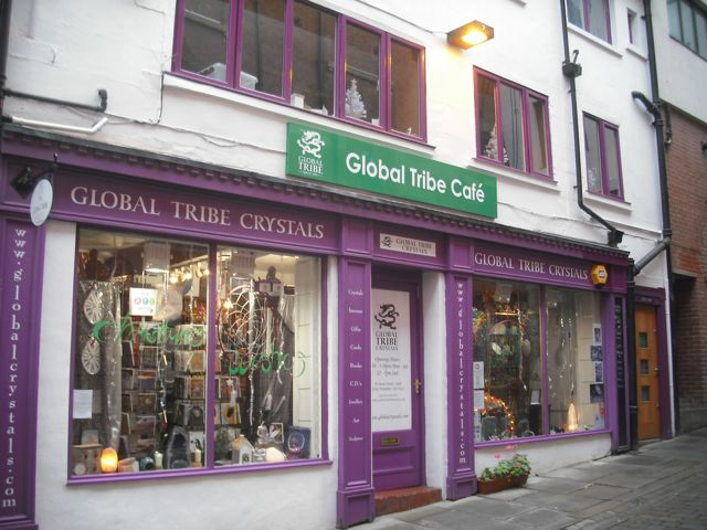 Global Tribe Cafe in Leeds