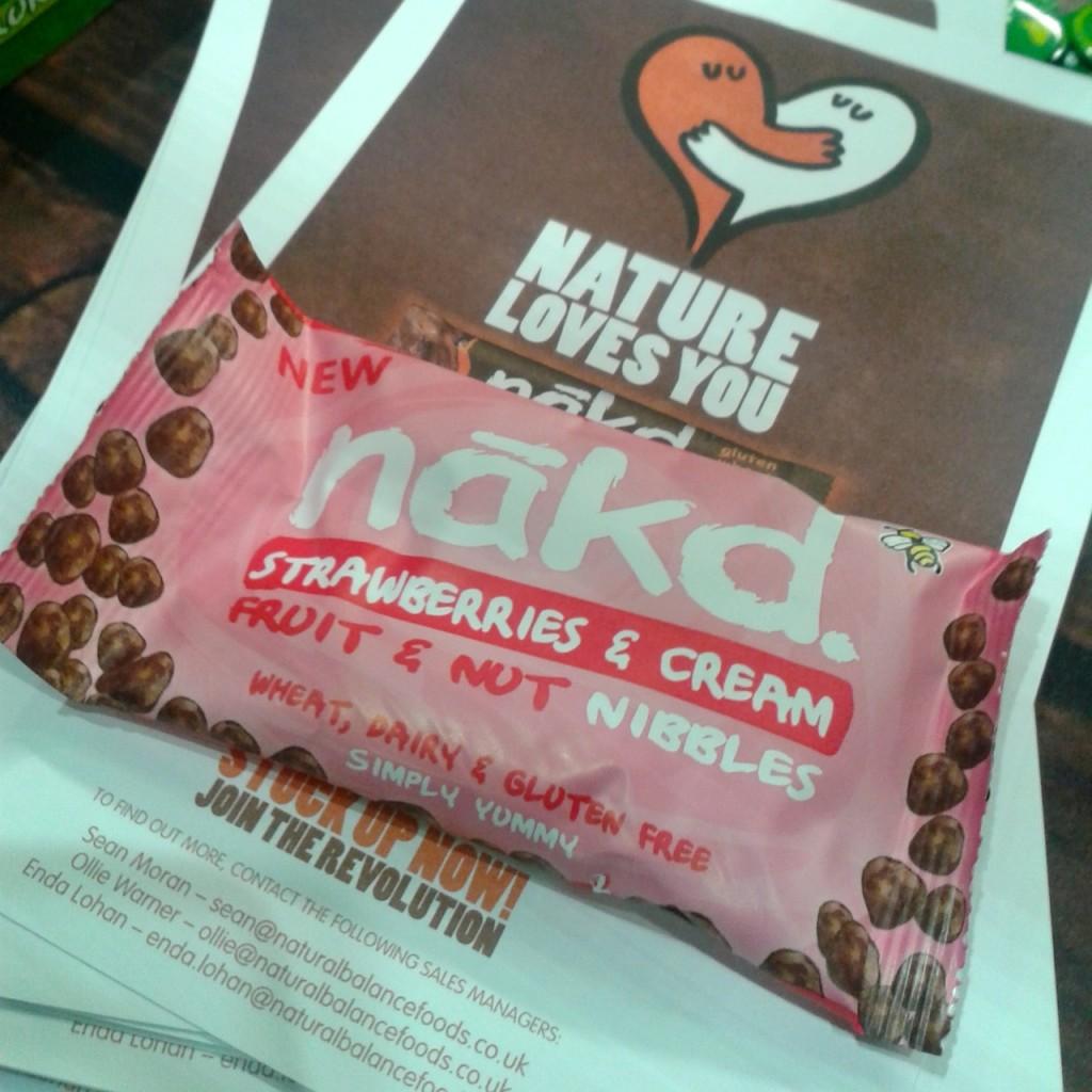 New stuff by Nakd