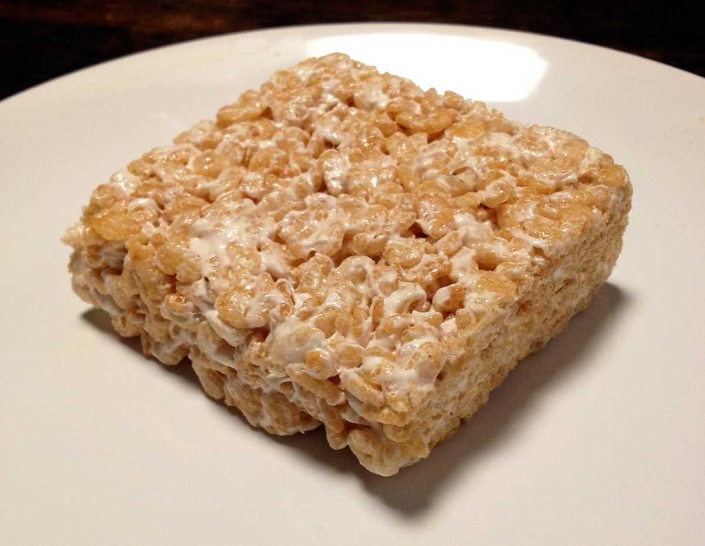 2 Sweet and Sara rice crispy square