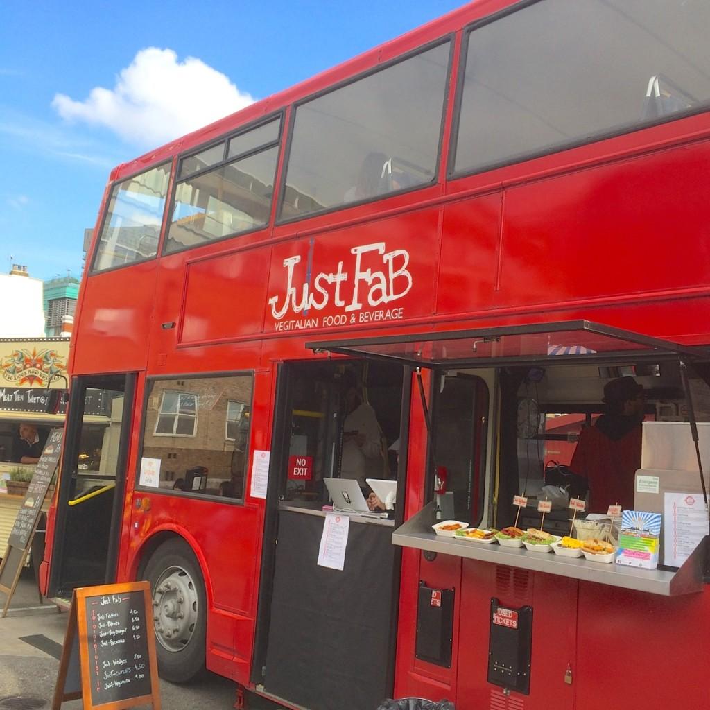 just fab vegan bus london