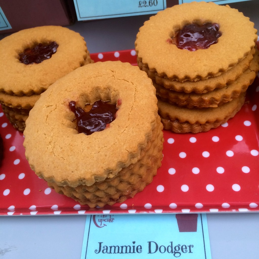 Jammie Dodgers by Ms Cupcake at Just V Show