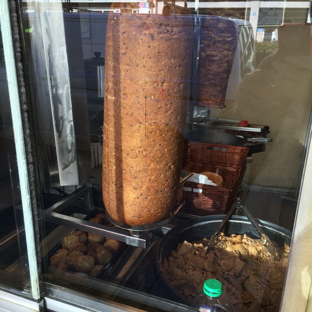 vegan doner kebab