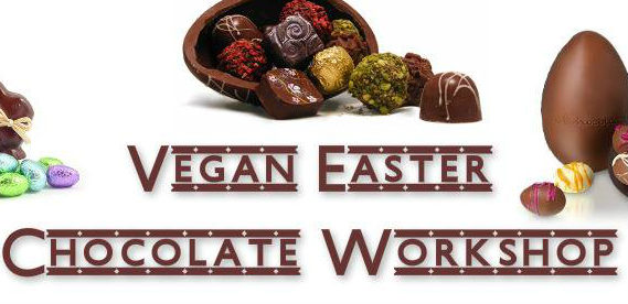 Vegan chocolate Easter workshop