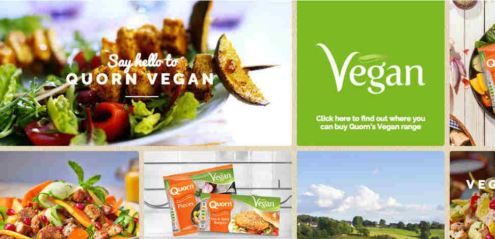Is Quorn going 100% vegan?