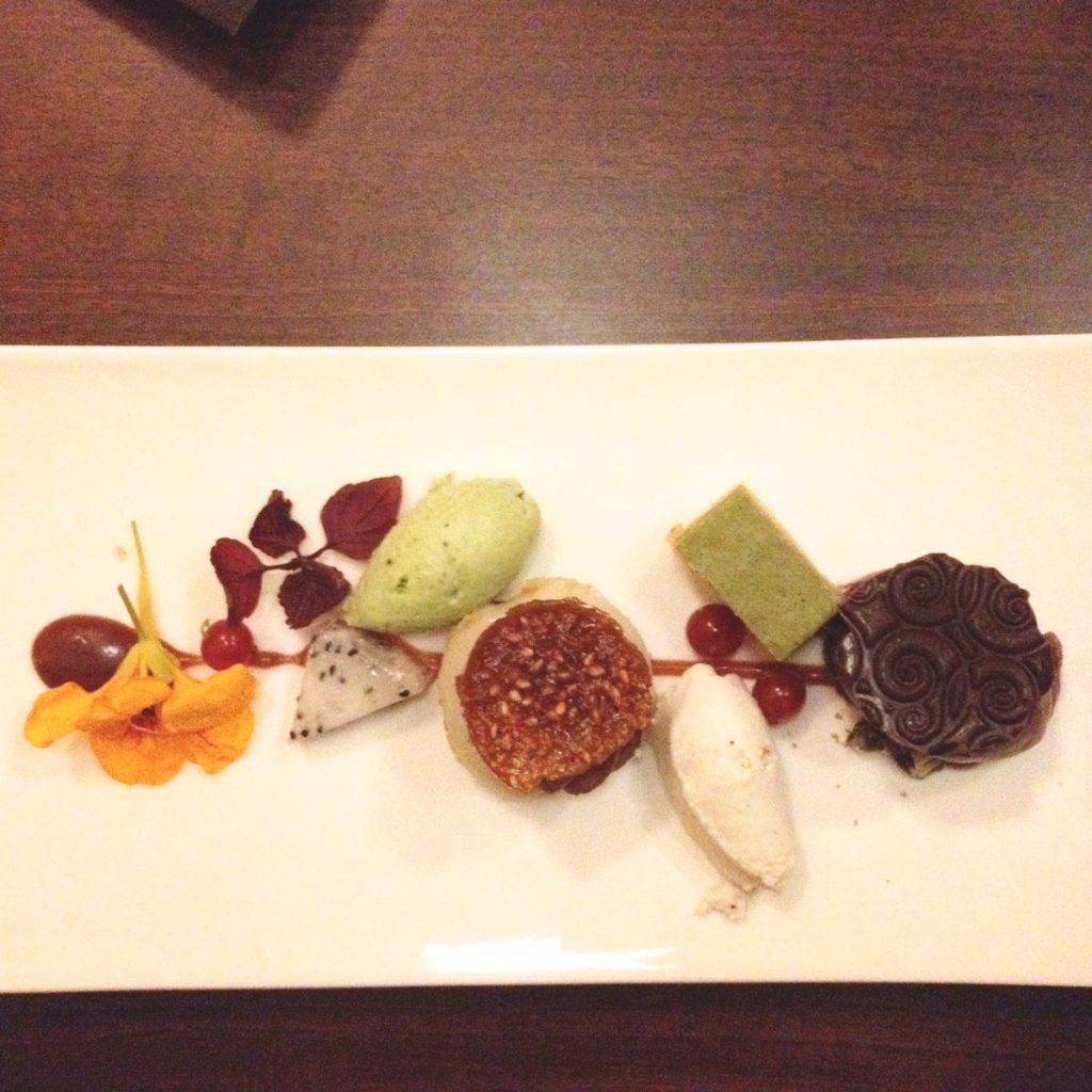 6 Lucky Leek Berlin dessert