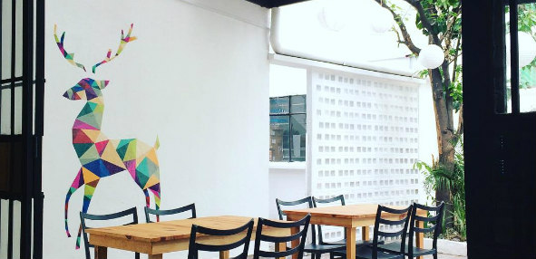 Is this the best new vegan eatery on the planet?
