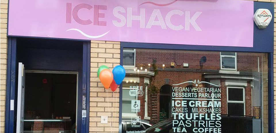 UK ice cream shop going vegan!