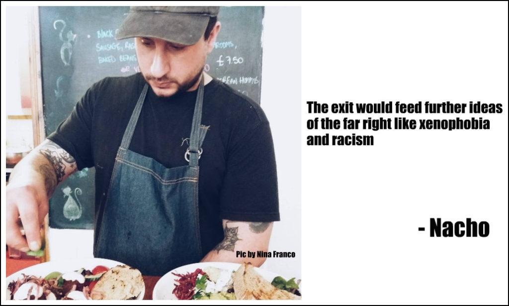 nacho quote