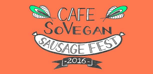 Vegan Sausage Fest