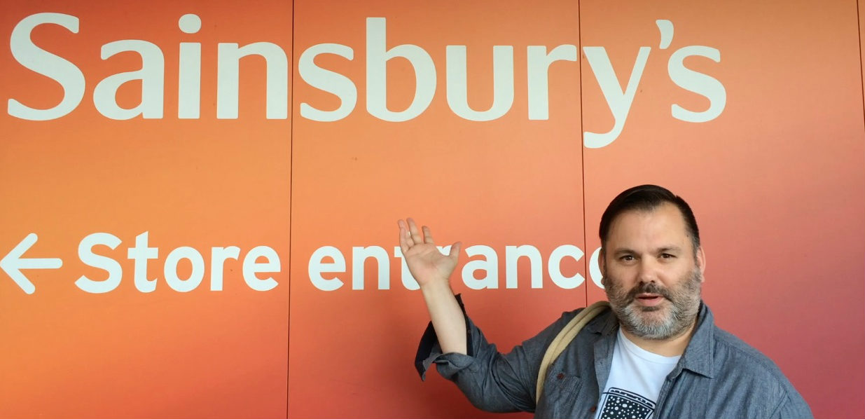 Grocery shopping with FGV… Sainsbury's