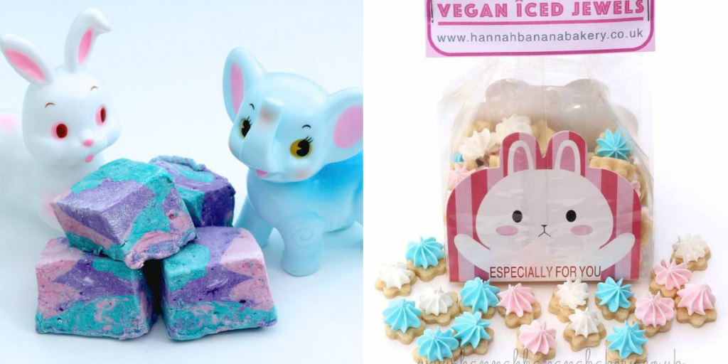 Festive vegan cake alert
