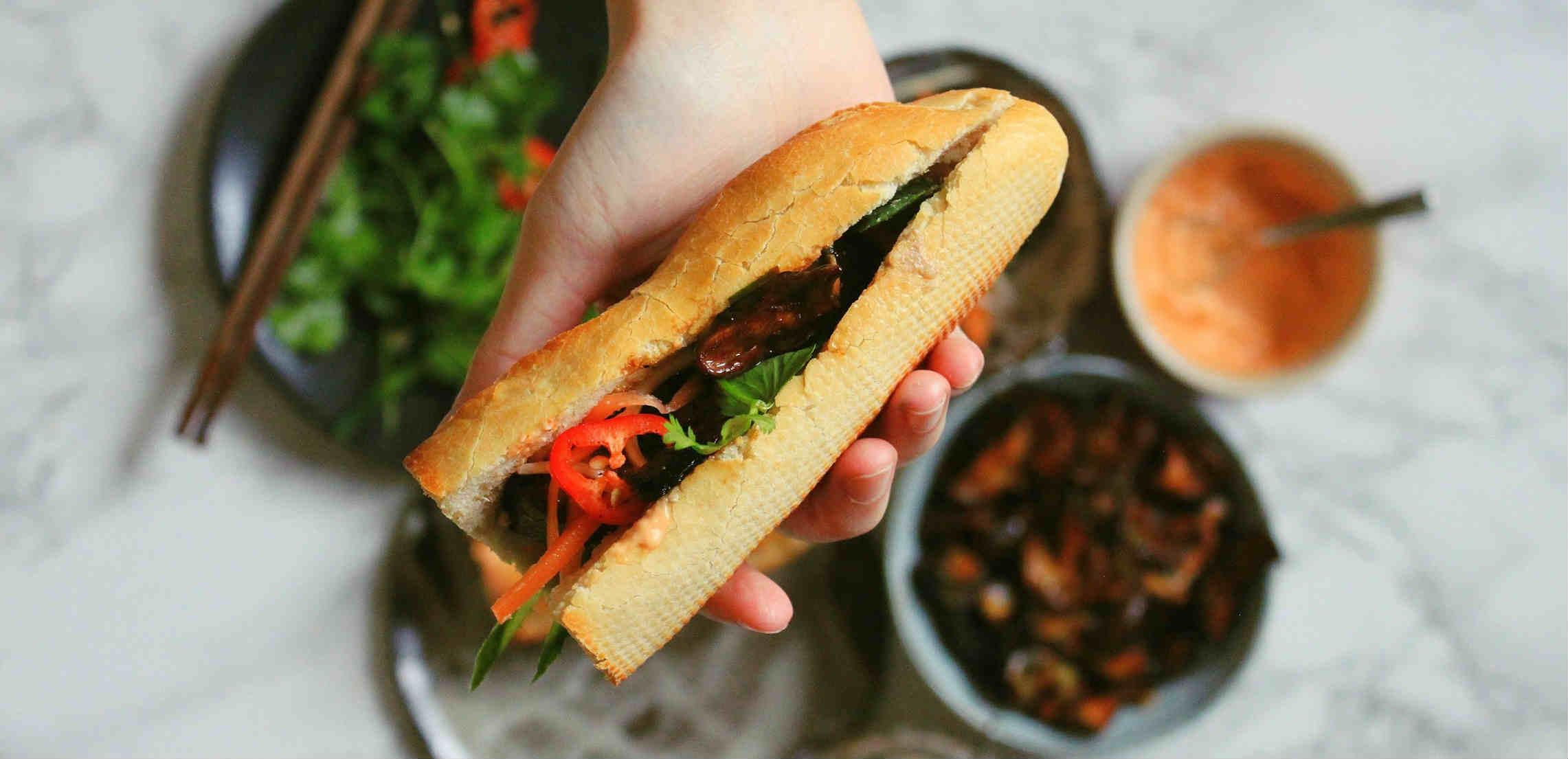 Vegan Vietnamese food in London
