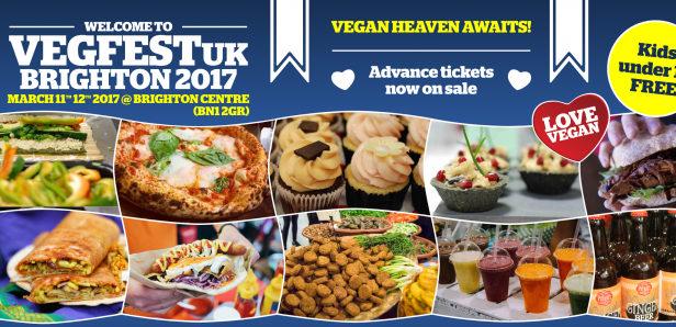 FGV top picks VegfestUK Brighton