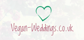 Vegan wedding website