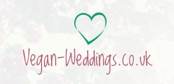 Vegan wedding website