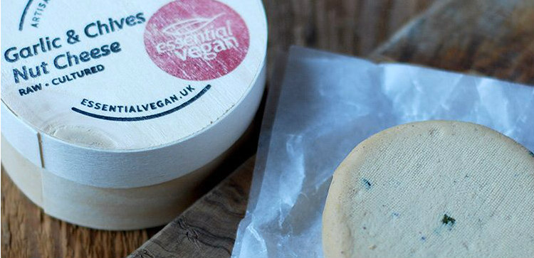 Vegan cheese for London
