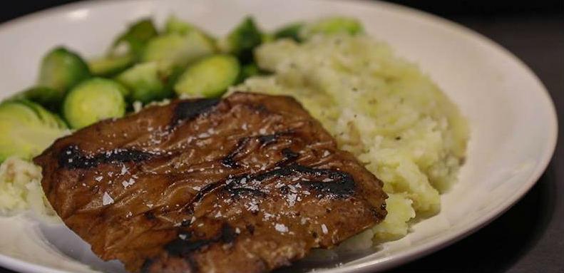 Superstar vegan meats in London