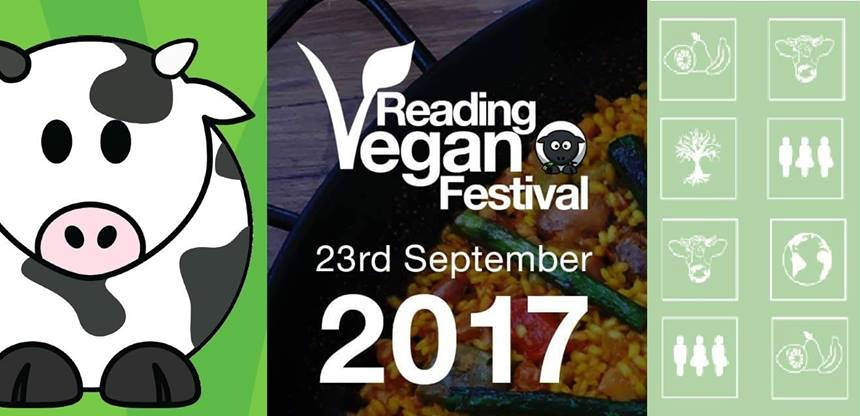 Vegan event in Reading