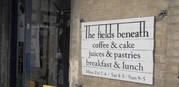 Fields Beneath joins Hackney Downs Vegan Market