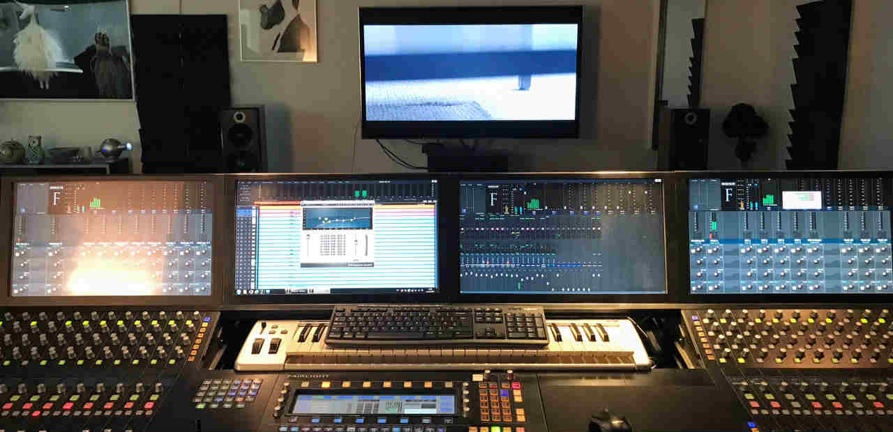 Free sound and mixing opportunities