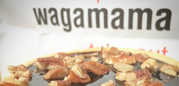 New vegan pie for Wagamama