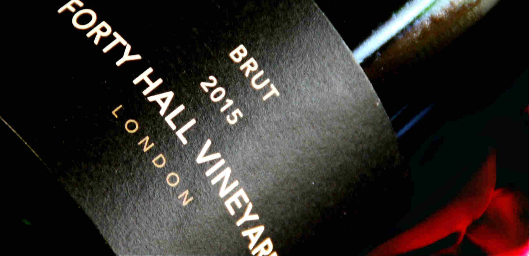 Vegan wine from London