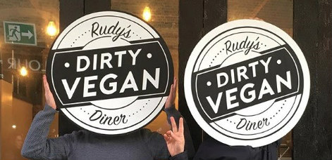 ANOTHER vegan food joint in Camden
