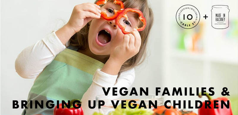 Event for people caring for vegan children