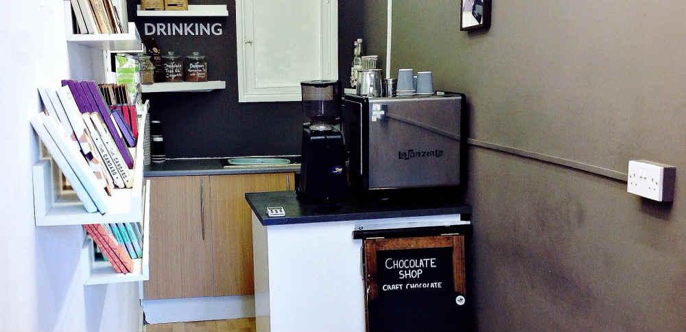 New vegan coffee shop in Dalston