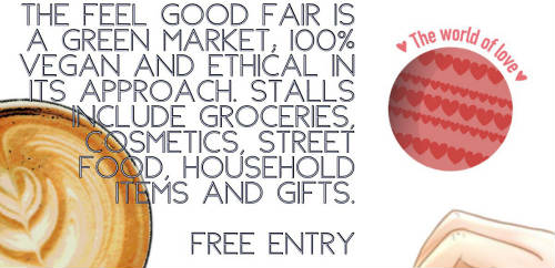 Ethical vegan market in Essex