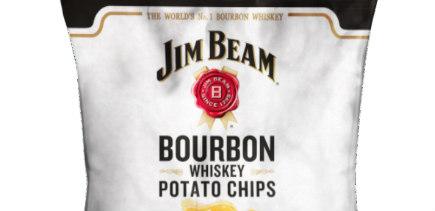 Jim Beam potato crisps are vegan