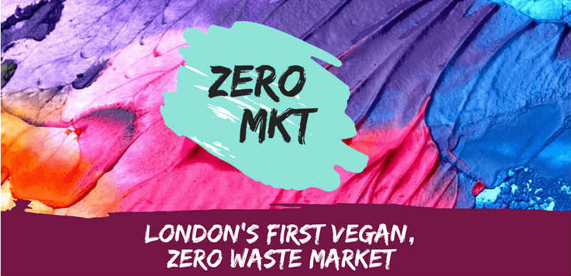 Zero waste vegan market for London