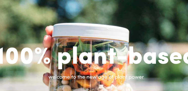 Veggie pot brand now all vegan