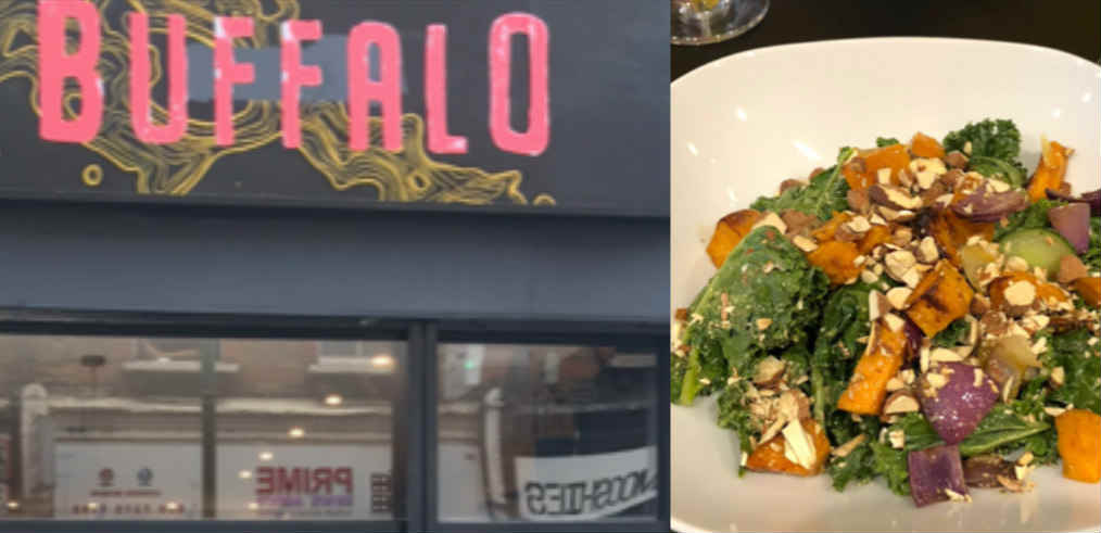 New vegan restaurant in London: BREAKING NEWS