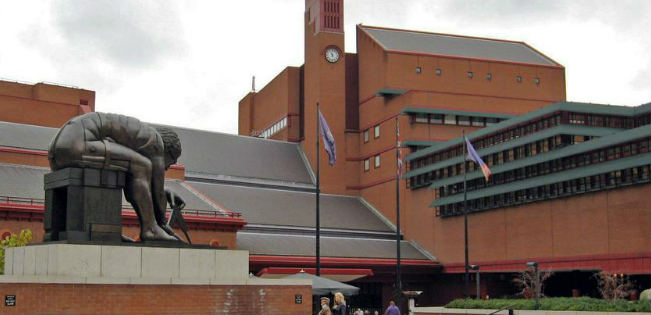 British Library goes vegan for a day