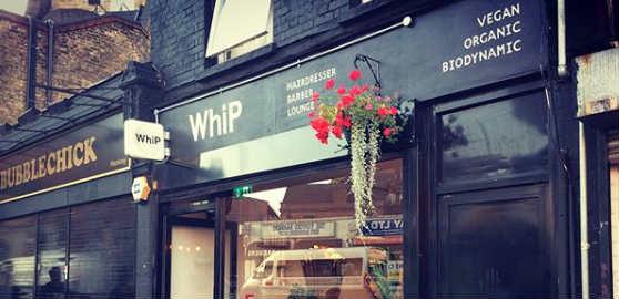 Vegan salon in Hackney