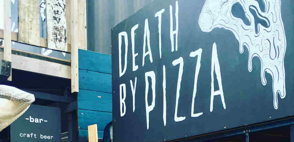 New vegan pizza place in London
