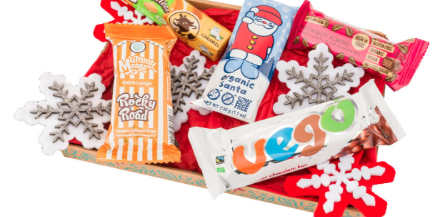Limited vegan Xmas gift box