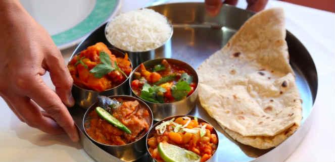 London restaurant bookings skyrocket with vegan menu