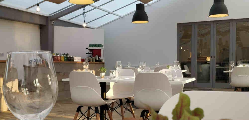 Vegan eateries in Hampshire UK