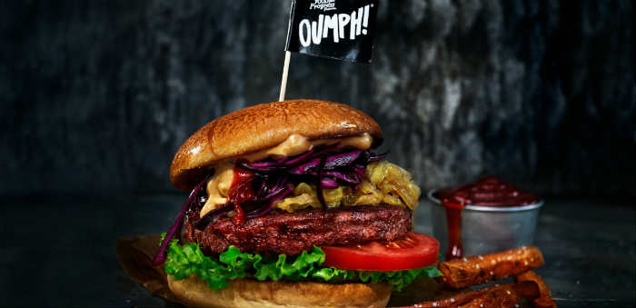 The Oumph! Burger coming soon