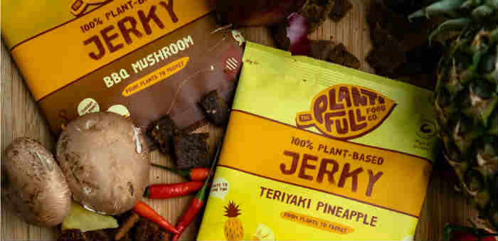 New vegan jerky product for UK