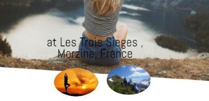 Vegan retreat in French Alps