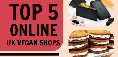 5 online UK vegan shops you should support