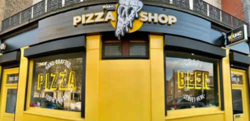 New vegan pizza and beer hot spot for London