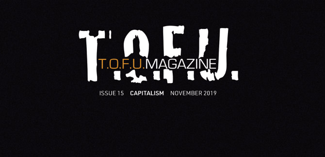 Latest issue of T.O.F.U. Magazine out now