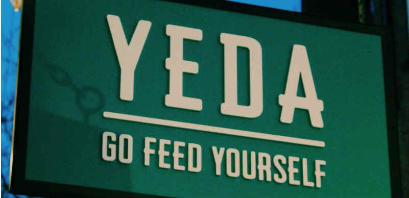 New vegan takeaway in Covent Garden
