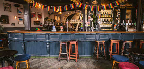 South London pub gets a vegan kitchen takeover