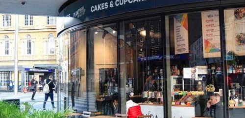 Vegan food hub opens in Kings Cross London